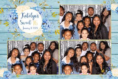Katelyn's Sweet 16 01.11.20