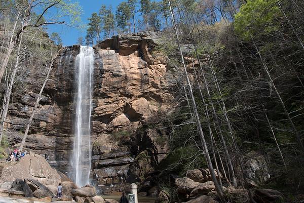 Toccoa Falls  -  4-2-17