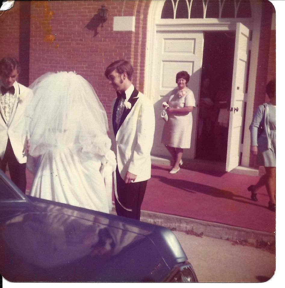 Francis Cusick Wedding