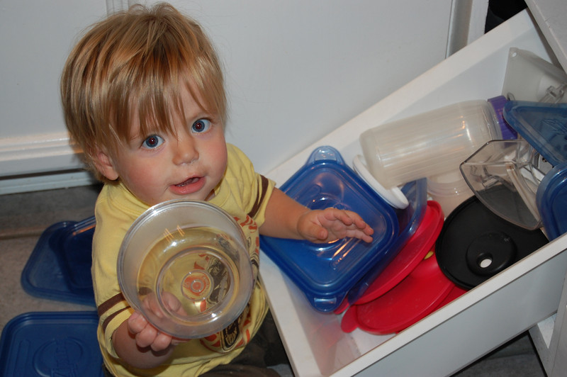 Discovering more plastic