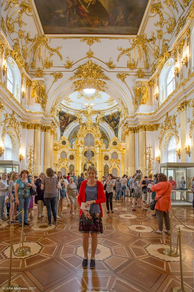20160714 Janet in The Cathedral of the Image of the Saviour in the Hermitage Museum - St Petersburg 402 a NET.jpg