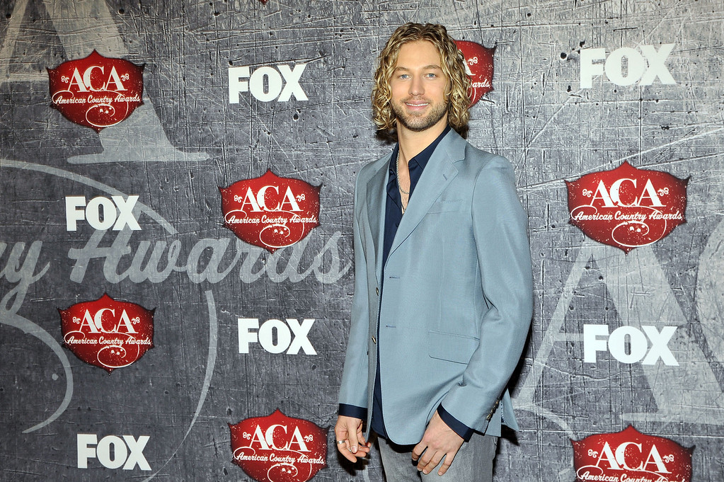 . Singer Casey James arrives at the American Country Awards on Monday, Dec. 10, 2012, in Las Vegas. (Photo by Jeff Bottari/Invision/AP)