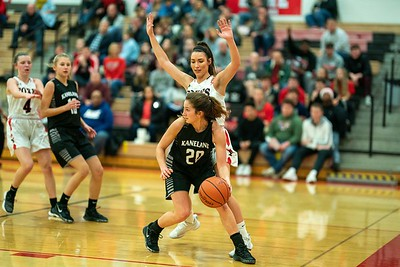 Kaneland Girls Basketball vs Yorkville