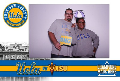 UCLA vs ASU Tailgate
