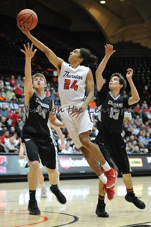 Thurston vs. Mountain View Boys HS Basketball