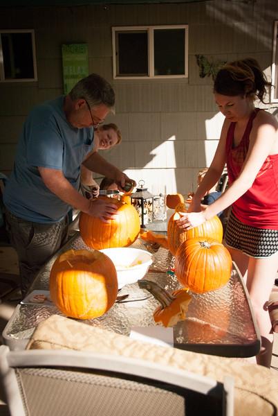 2015.10.30 - Halloween - Jen Mia Megan
