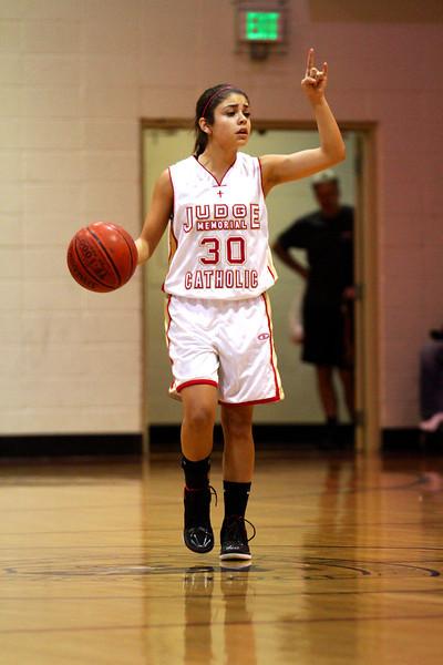 Girl's Basketball 2012 - 2013