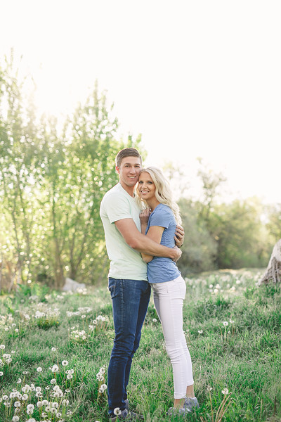 Logan & SarahKay  Engagements