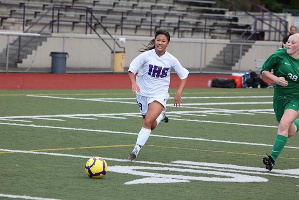 2010-09-23 IHS JV Soccer vs Roosevelt