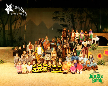 Disney's The Jungle Book - Cast Photos