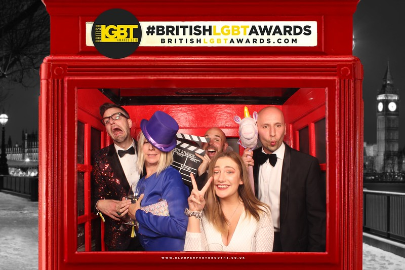 British LGBT Awards 2019