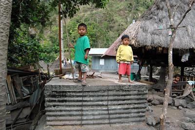 Restless Ifugao Warriors