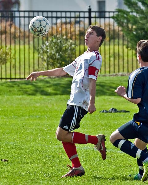 PCD Soccer Oct 2011