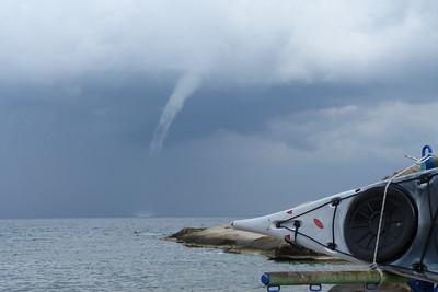 Feb 23 - Mandraka waterspout