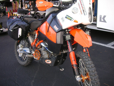 KTM 2011 Lake Tahoe Rally