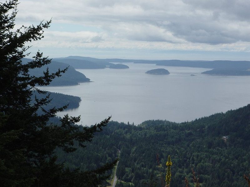 Mount Consitution - Orcas Island