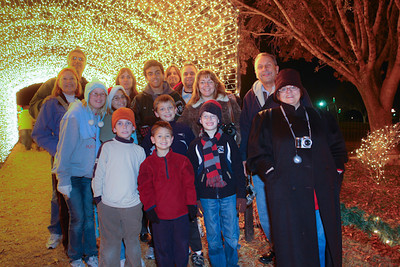 Marble Falls Trail of Lights 2009