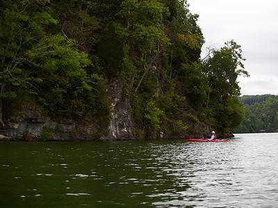 Kayaking Beaver Creek