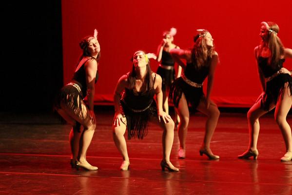 Prana On-Stage Dance Show 2010
