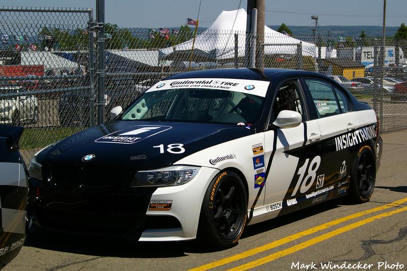 ST  INSIGHT RACING-BMW 328i