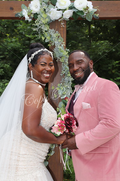 Michelle and Micheals Wedding