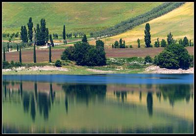 Corbara Lake  (Baschi - Terni)