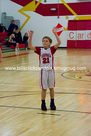 Kinston Springs Cardinals 4th Grade Boys Vs Pleasantview Christian