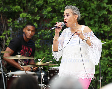 Jazz In The Alley 73rd & Paxton Ave 7-14-18