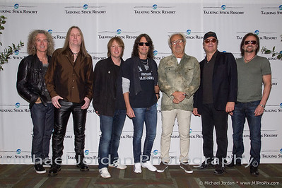 Foreigner - Meet and Greet