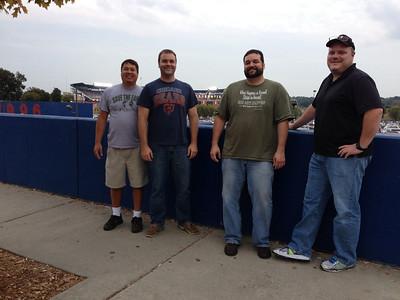 2012 Guys Weekend in ATL