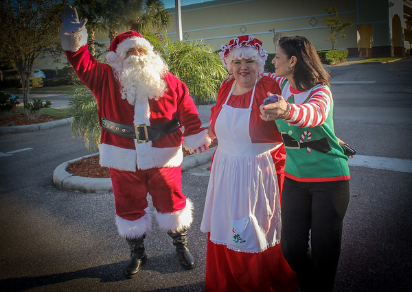 Gulfside Hospice Employee Christmas Breakfast, 12 11 2015