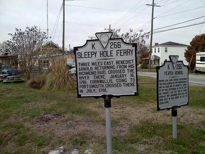 Sleepy Hole Ferry *
