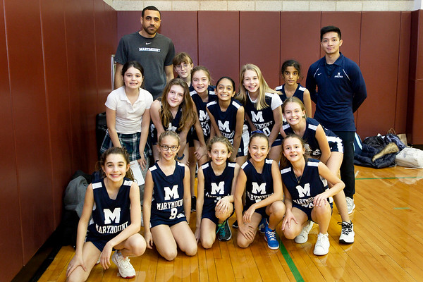 V/VI Basketball 2019-2020