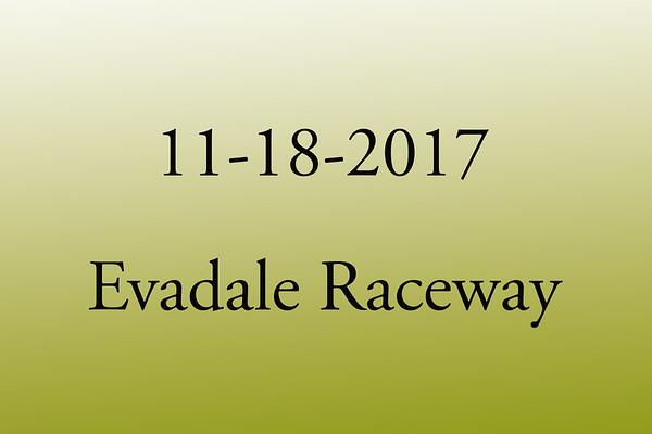 11-18-2017 Evadale Raceway 'Radial Throwdown'