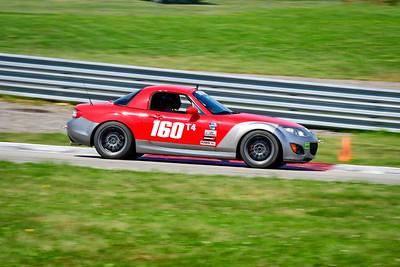 2021 SCCA Pitt Race Aug TT Warm 160 Miata