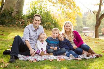 The Duke Family 2014 Mini-Session