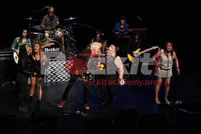 Rockit Live Foundation 2019 Gala. Balcony View  Two River Theater 8/22/19
