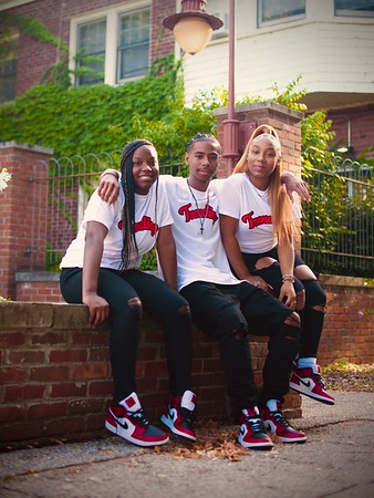 Shauntae & family