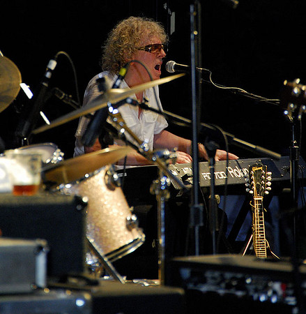 Ian Hunter and The Rant Band 2009