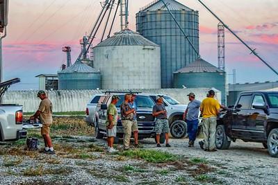 Indiana Dove Hunt 2018