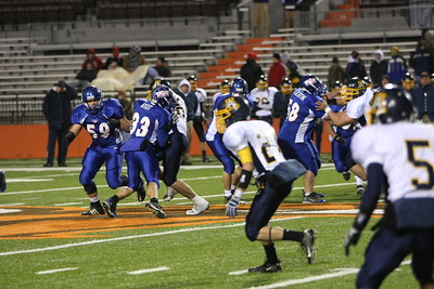 Liberty Benton Football 2008 - Playoffs