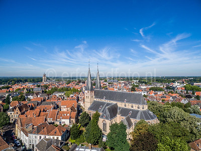 DEVENTER, luchtfoto's
