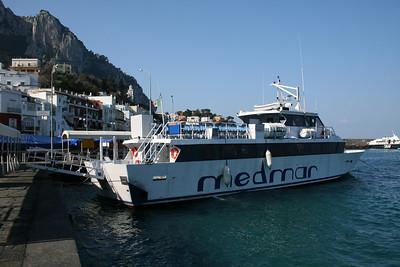 ITALIAN SMALL PASSENGER SHIPS