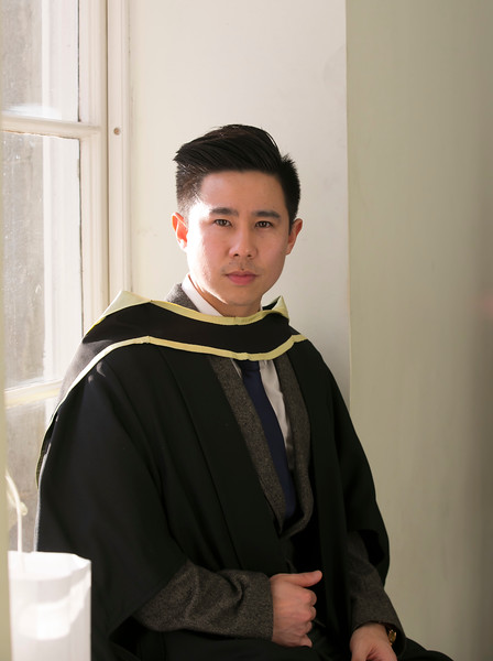 01/11/2018. Waterford Institute of Technology (WIT) Conferring Ceremonies 2018. Pictured is Roekrat Ponomkwan from Dublin. Picture: Patrick Browne