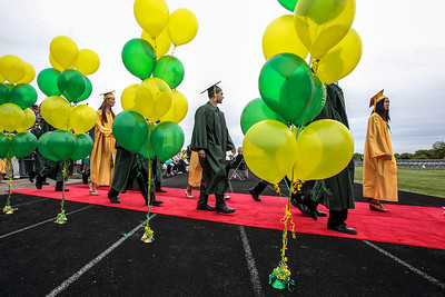 Crystal Lake South Graduation