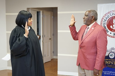 Hempstead Chamber of Commerce Swearing In Ceremony - June 20, 2019