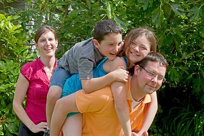 Mike, Jenni & Family
