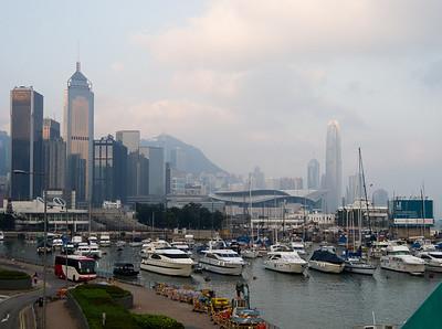 Hong Kong, November 2010