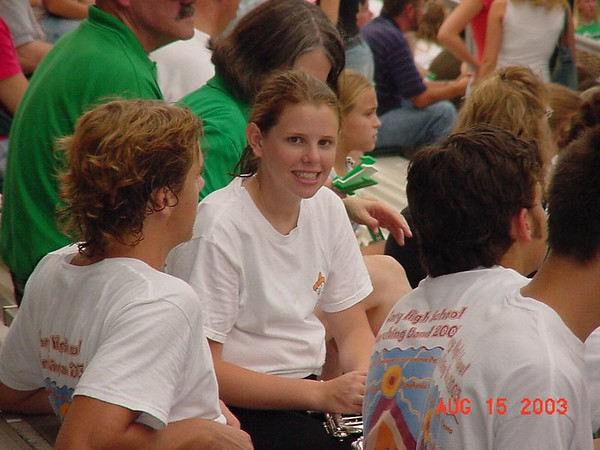 2003-08-15: Football - Cary vs Broughton