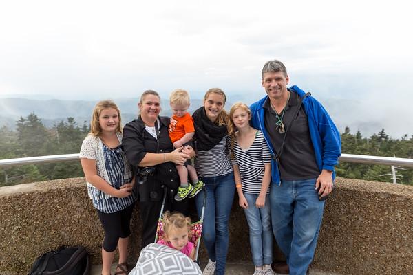 2016 Clingman's Dome Trip